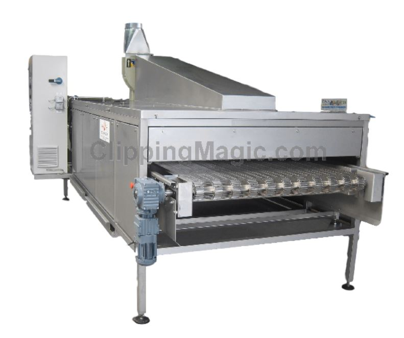 agri-food infrared oven